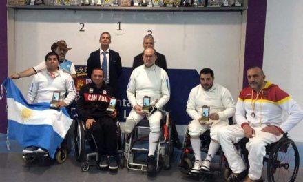 Esgrima: Argentina, en el podio del Gran Open de Valladolid