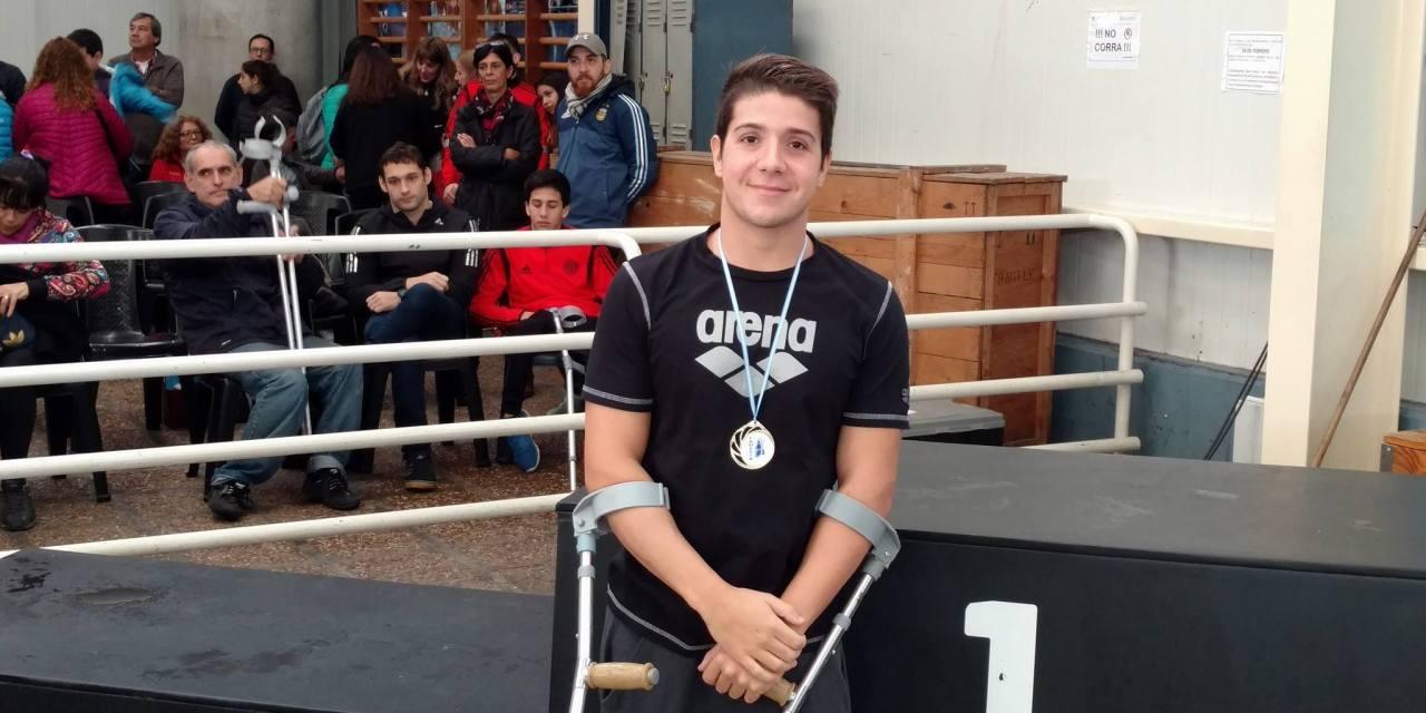 Natación: finalizó el Argentina Open en el CENARD