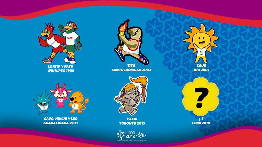Se define el concurso para elegir la mascota de Lima 2019