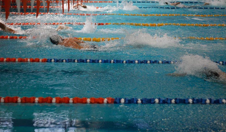 Se viene el Open de natación en el CENARD