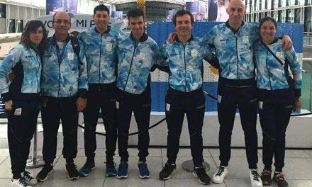 Ciclismo: la Selección arranca la gira europea