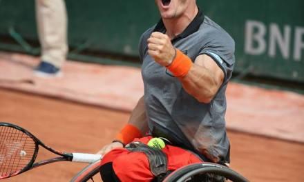Tenis adaptado: ¡Gustavo Fernández, finalista en Roland Garros!