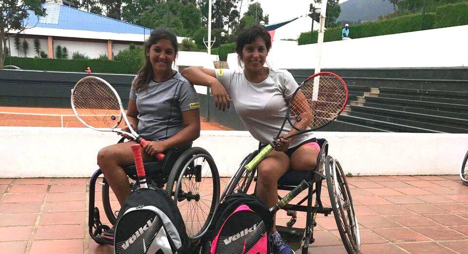 Tenis adaptado: cuatro argentinos en el Abierto de Polonia
