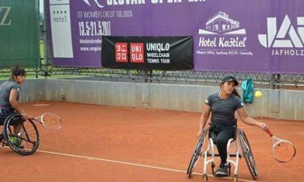 Tenis adaptado: cuatro argentinos compiten en Barcelona