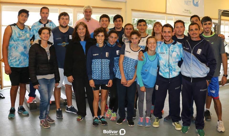 """Atletismo – Federico Salazar: """"Esperamos repetir los resultados de San Pablo"""""""