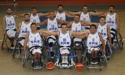 Básquet masculino: la Selección pone primera y se concentra en Concepción del Uruguay