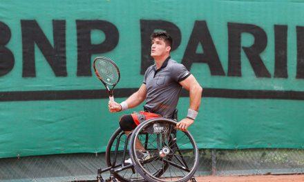 Tenis adaptado: ¡Gustavo Fernández, campeón en Bélgica!
