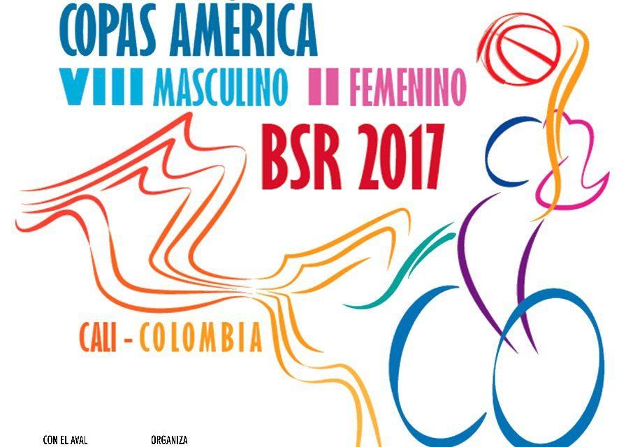 Básquet adaptado: definidos los grupos para la Copa América masculina y femenina