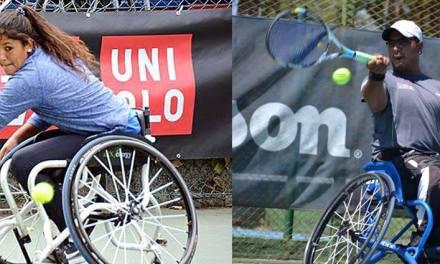 Tenis adaptado: Moreno y Ledesma, semifinalistas en Barcelona