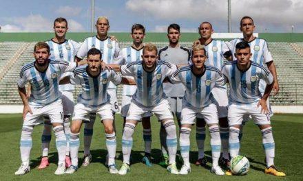 La delegación argentina en las Sordolimpiadas de Turquía