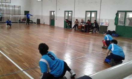 Goalball: Los Halcones festejaron en Mendoza