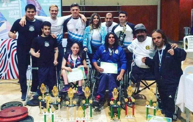 Pesas: el Torneo Nacional de Misiones tuvo récord de atletas