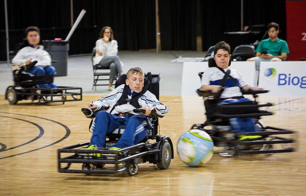 Powerchair football: Argentina, lista para el Mundial en Florida