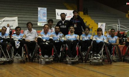 Quad rugby: mirá el fixture del Parapanamericano de Paraguay