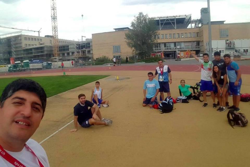 Para-Atletismo: se viene el Mundial Juvenil en Suiza, con gran presencia argentina
