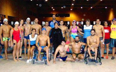 Natación: la Selección Argentina se  concentró en el CeNARD
