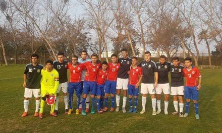 Fútbol 7: Argentina venció a Chile
