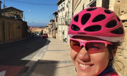 Paraciclismo: Mariela Delgado se prepara en España