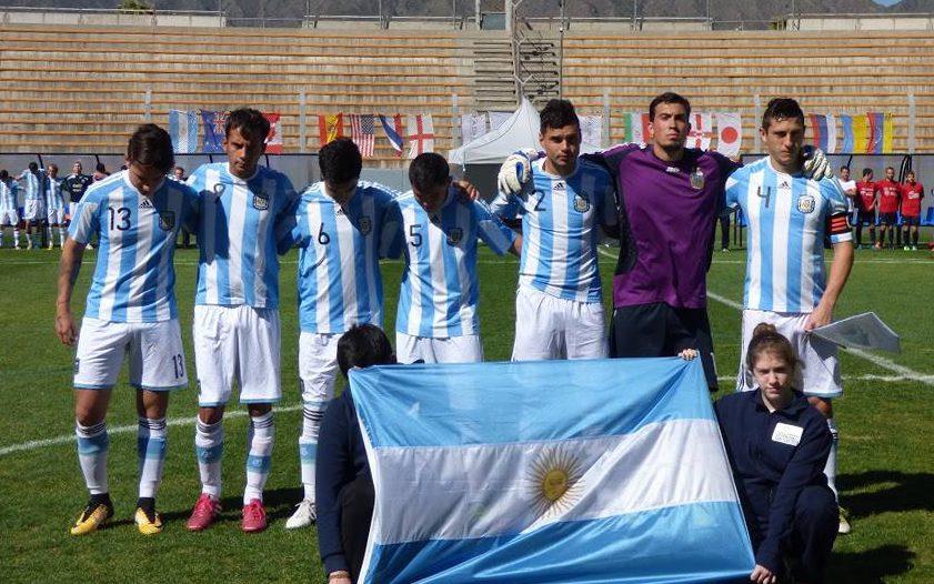 Mundial de Fútbol 7: Argentina ganó y se quedó con el noveno puesto
