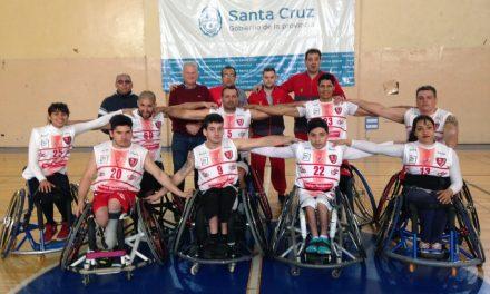 Básquet en silla de ruedas: buen comienzo de SICA y CILSA en el cuadrangular final