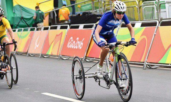 Mundial de paraciclismo: Cristina Otero, cuarta en la carreta de ruta