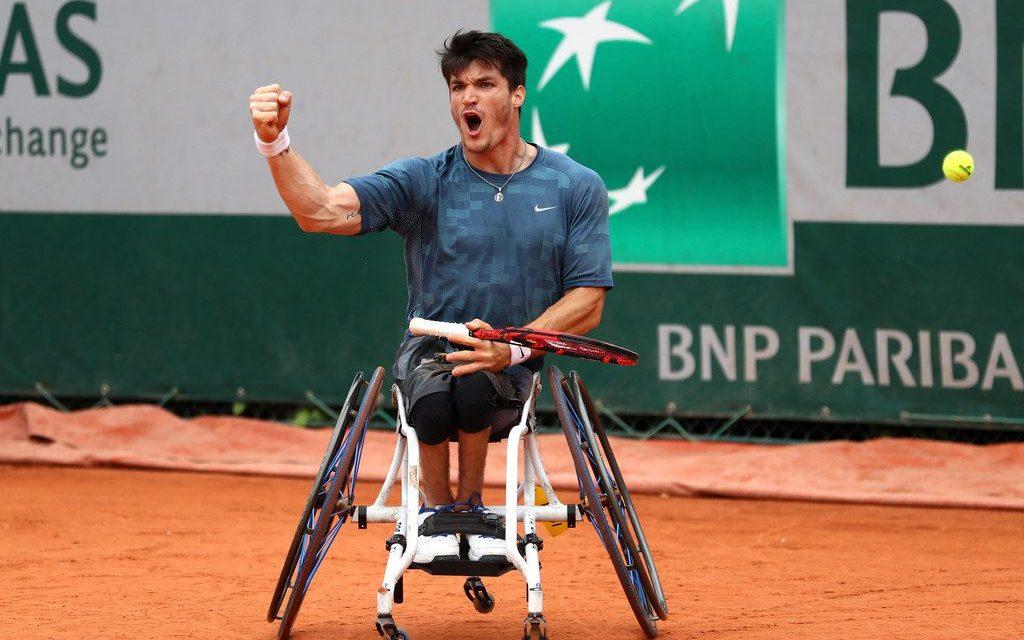 Tenis adaptado: Gustavo Fernández, confirmado para el Masters de Inglaterra