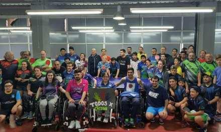 El deporte adaptado, unido para ayudar a CEDIMA