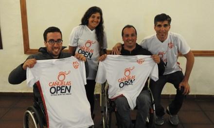 Tenis adaptado: arranca el Cañuelas Open