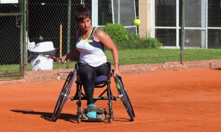 Tenis adaptado: Pralong y Camusso, campeones del Cañuelas Open