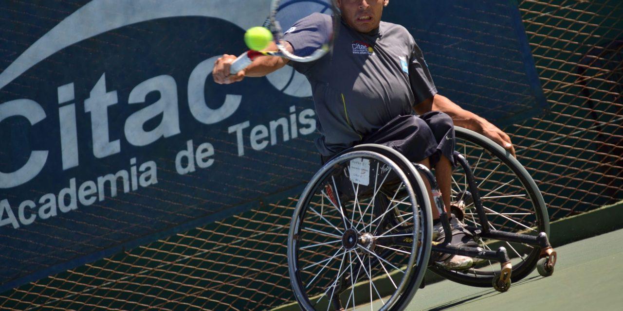 Tenis adaptado: cuatro semifinalistas en Brasil