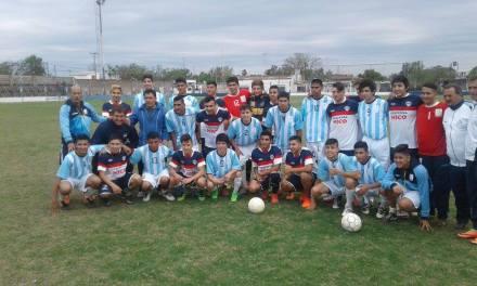 Fútbol 7: la Selección Sub 18 se concentró en Rafaela