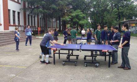 Tenis de mesa adaptado: actividad inclusiva de la Selección