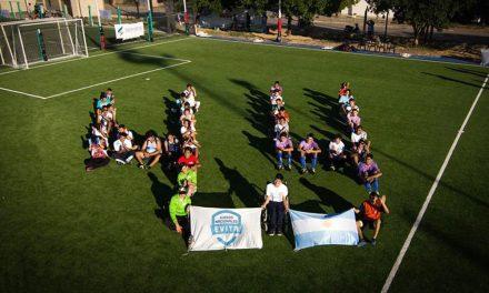 El apoyo del deporte adaptado a los 44 tripulantes del submarino San Juan