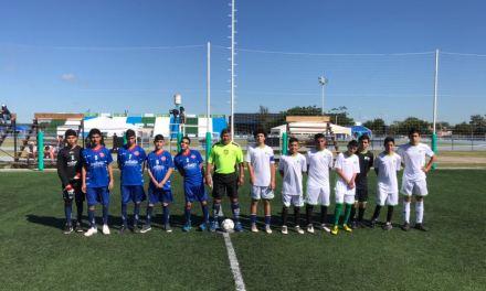 Juegos Nacionales Evita: arrancó el torneo de fútbol 7