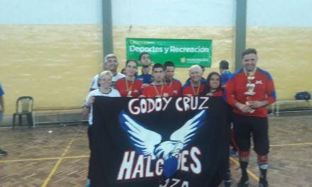 Goalball: Los Halcones Rojos, campeones de la Copa Centro Norte