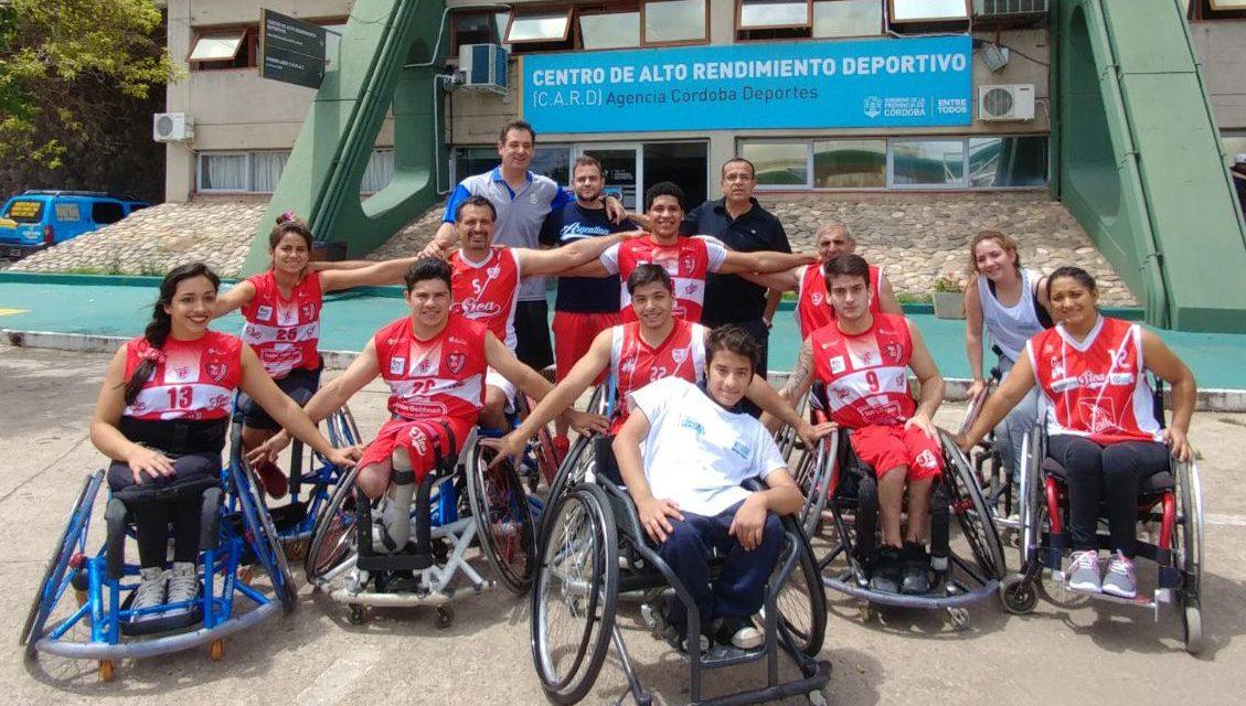 Básquet en silla de ruedas: ¡SICA bicampeón!