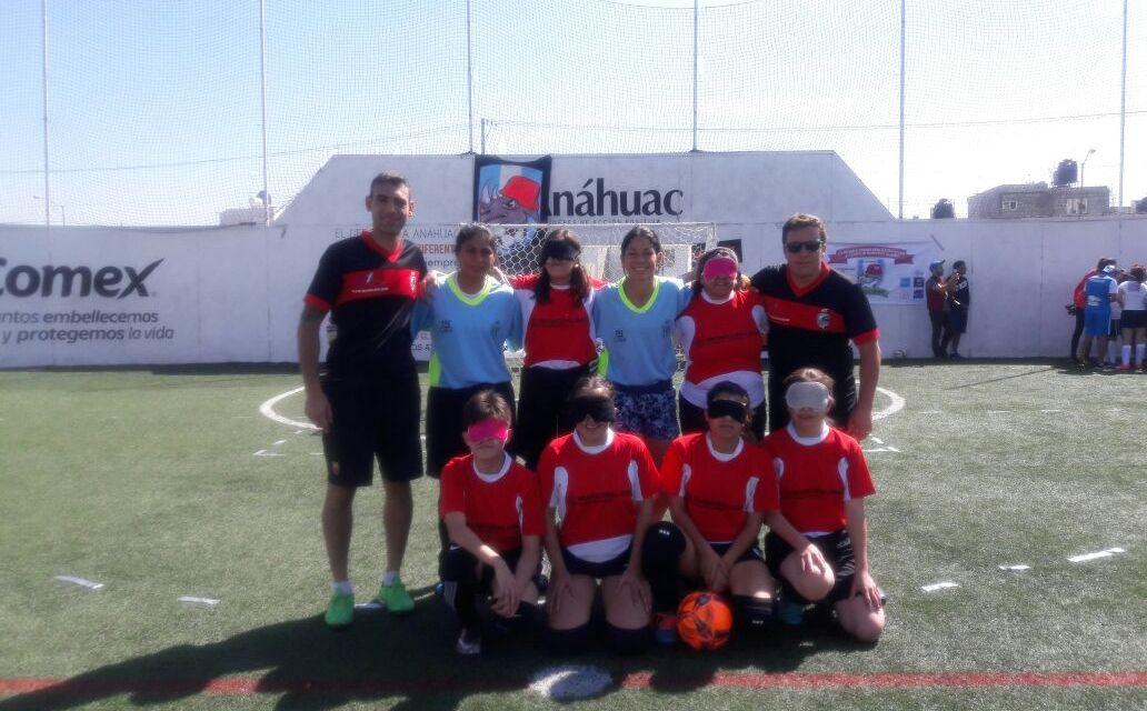 """Gonzalo Abbas en Paradeportes Radio: """"Creo que muy pronto el fútbol femenino para ciegos será deporte paralímpico"""""""