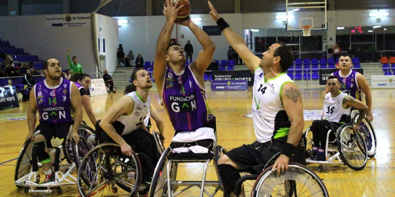 Básquet en silla de ruedas: Pérez festejó en España