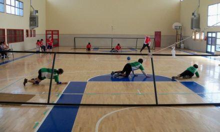 Torball: choque de punteros en el Instituto Rosell