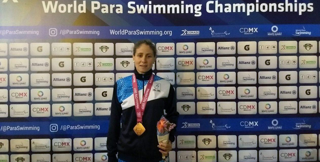 Natación: Anabel Moro, bronce en el Mundial de México