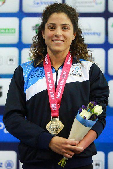 Lo mejor del 2017 | Natación: Daniela Giménez, campeona del mundo