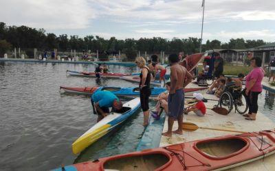 Paracanotaje: exitosa convocatoria en el Encuentro Nacional