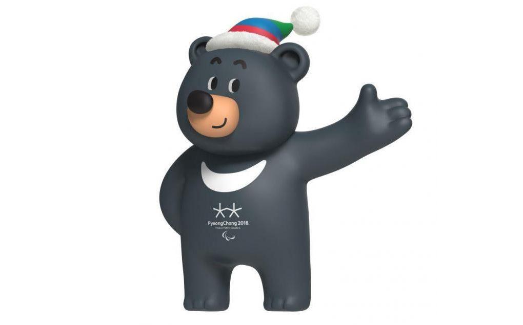 Bandabi La Mascota De Los Juegos Paralimpicos De Invierno