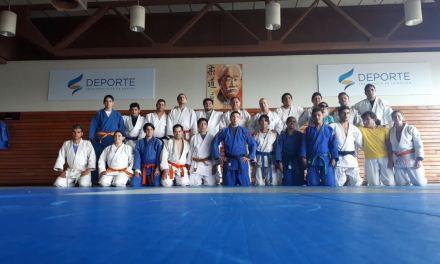Judo: la Selección Argentina volvió a los entrenamientos