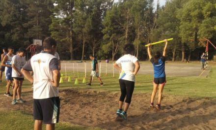 Atletismo: la Selección Argentina se concentra en Lobería