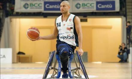 Básquet en silla de ruedas: la actividad de los argentinos en Europa