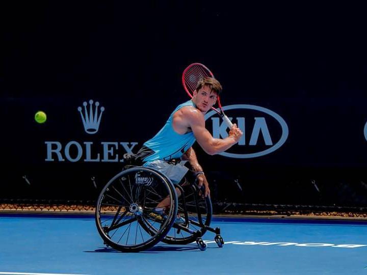 Tenis adaptado: Gustavo Fernández ya tiene sus rivales para el Australian Open