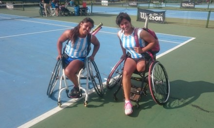 Tenis adaptado: Moreno y Pralong van por el pase a la Copa del Mundo