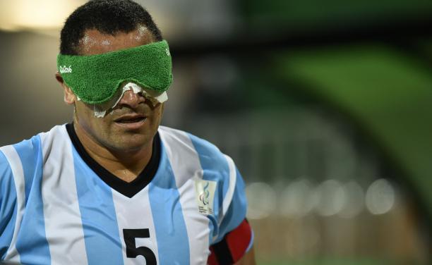"""Fútbol para ciegos   Silvio Velo: """"Queremos ser campeones del mundo otra vez"""""""