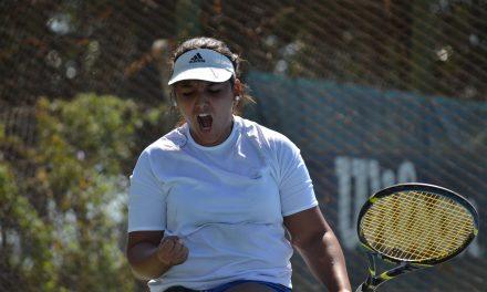 Tenis adaptado: Florencia Moreno, semifinalista en Inglaterra